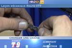 Leçon mécanique - Changer une chaîne