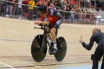 Record du monde de l'Heure : Rohan Dennis