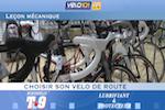 Leçon mécanique - Choisir un vélo de route