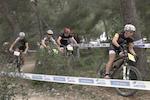 Coupe de France VTT 2014 à Cassis - XC Eliminator
