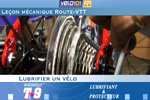 Leçon mécanique - Comment lubrifier son vélo ?