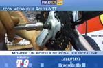 Leçon mécanique - Monter un boitier de pédalier Octalink
