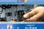 Leçon mécanique - Redresser ou remplacer une patte de dérailleur